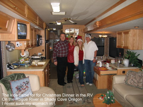 rv,camping,shady cove,oregon,flycasters,rogue river
